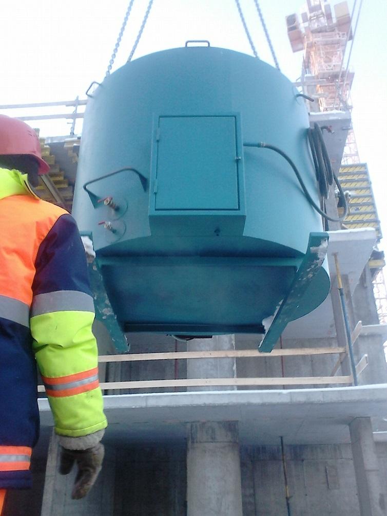 Бак для воды БГВ-1,5 (с термоизоляцией)